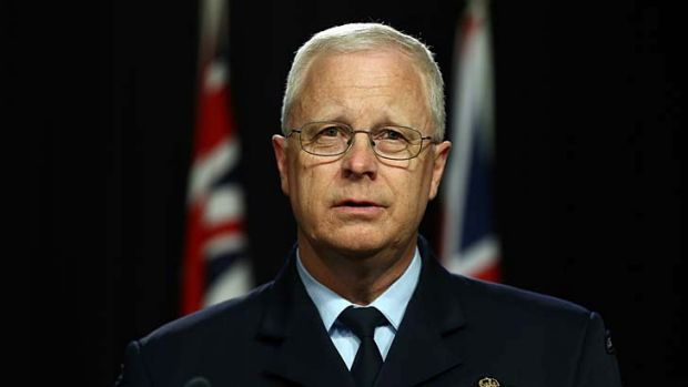 "Islamic State is ""not undefeatable"": Air Chief Marshal Mark Binskin."