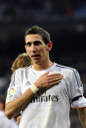 """Unfortunately, today I have to leave, but I want to make it clear that was never my wish"": Angel Di Maria."