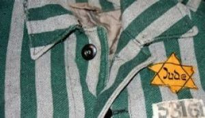 However the placement of the star bears a strong resemblance to Nazi concentration camp uniforms.