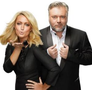 The announcement was made on the Kyle and Jackie O show Thursday morning.