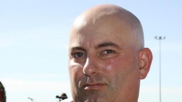 Just get on with the job: Outgoing Patinack Farm head trainer John Thompson.