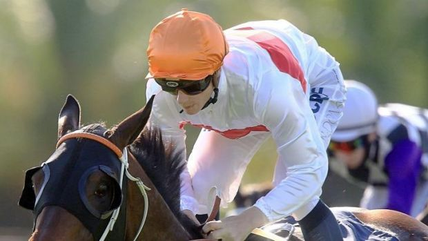 Gone south: Messene scores with James McDonald up in December.  Dwayne Dunn takes the ride in Saturday's Memsie Stakes ...