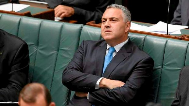 Can Joe Hockey recover? Certainly, but that does not make it inevitable.