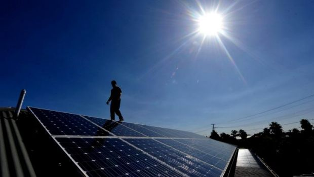 Solar prospects could become a lot dimmer.