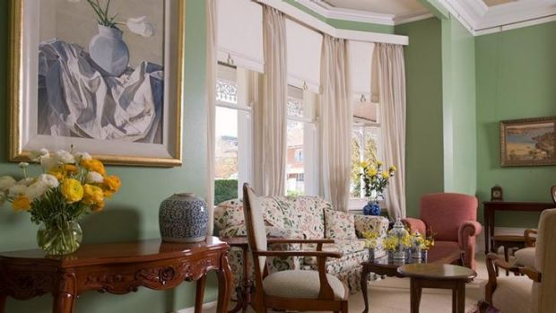 Viewers will witness interiors of widely contrasting styles and vintages.