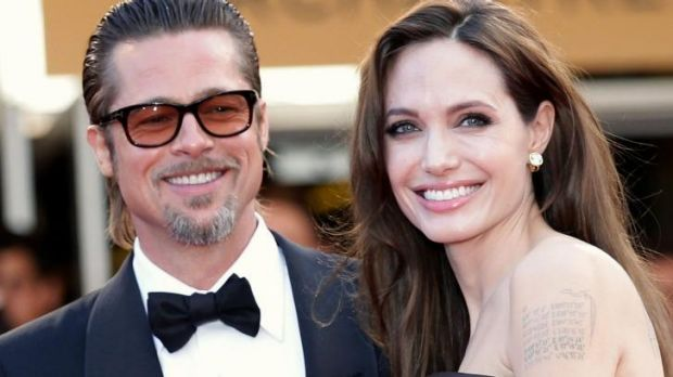 Tied the knot: Brad Pitt  and Angelina Jolie have married in a private ceremony at the Chateau Miraval in the south of ...