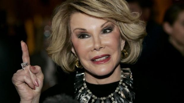 Joan Rivers ... it seems not everyone was welcome at her funeral.