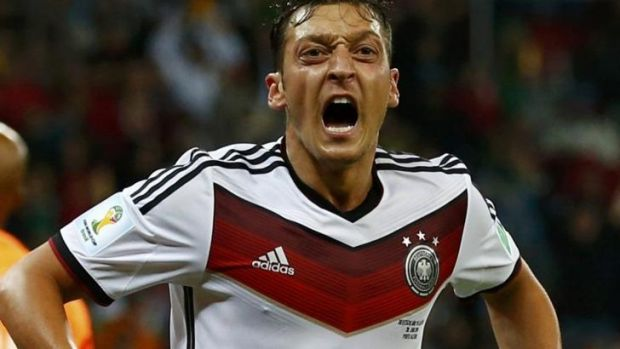 """The negative headlines were unfair"": German maestro Mesut Özil."