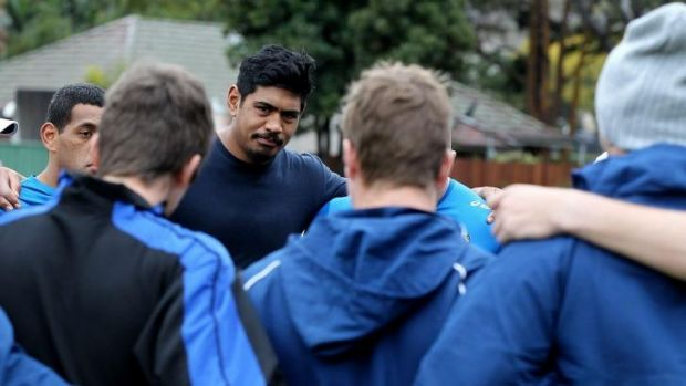 Different class: Wallabies cult hero Will Skelton will play for Sydney Stars in the NRC on Sunday.