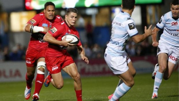 James O'Connor's try for Toulon was not enough to stave off defeat for the European champions.