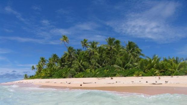 For low-lying island states such as Tuvalu, sea-level rise is a serious threat.