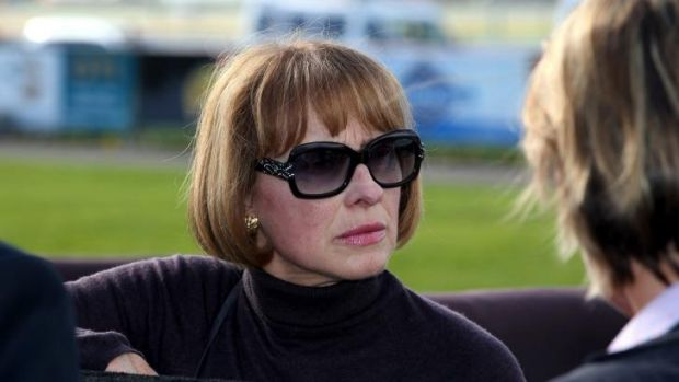 Spring of discontent: Gai Waterhouse.