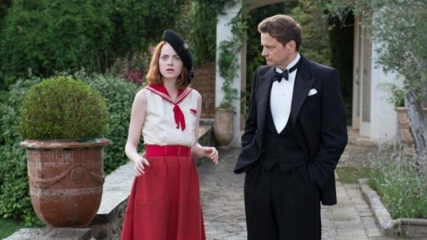 <em>Magic in the Moonlight</em>, starring Emma Stone and Colin Firth, bears all the marks of the lesser Woody.