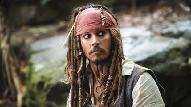 Popular and highly profitable Disney character ... Johnny Depp's Captain Jack Sparrow could soon be sailing in ...