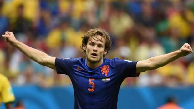 Manchester United acquisition Daley Blind.