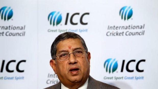 Denies corruption claims: Narayanaswami Srinivasan.