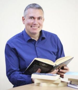 Literary globe trotter: John Brookes says his experiences , which are the subject of a blog and books currently being ...