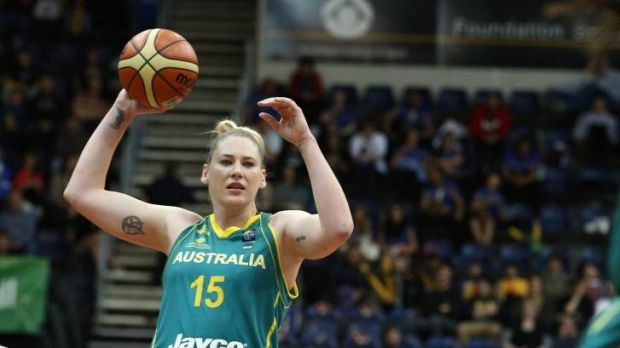 Under the knife: Lauren Jackson has had more surgery, and will miss the world championships as well as the start of the ...