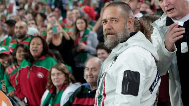Souths owner Russell Crowe has been pushing for an expanded World Club Challenge.