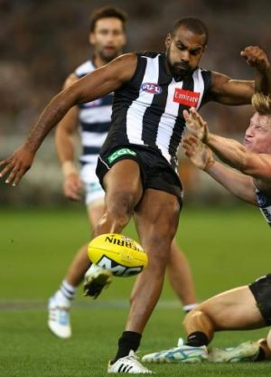 Heritier Lumumba is still happy to be a Pie.