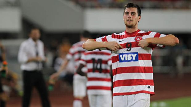 Tomi Juric wants to make an impression for the Socceroos.