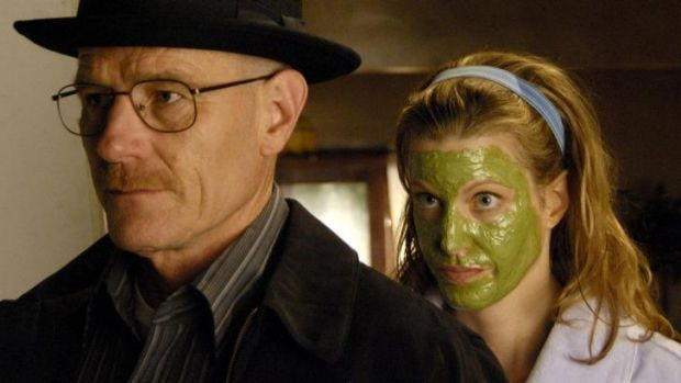 Ultimate motivation: Everything Walter White (Bryan Cranston) did in <i>Breaking Bad</i> was for his wife, Skyler (Anna ...