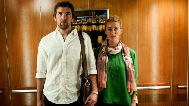 Equilibrium: Leo (Patrick Brammall) and Nina (Asher Keddie) appeared to have found their match as <i>Offspring</i> ended.