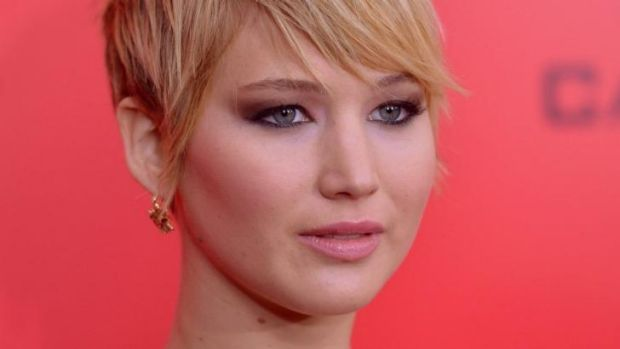 Jennifer Lawrence: Hilton posted naked photos of the actress on his website.