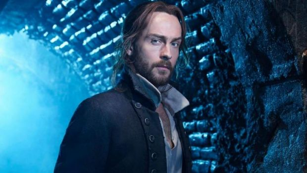 Tom Mison as Ichabod Crane in <i>Sleepy Hollow</i>.