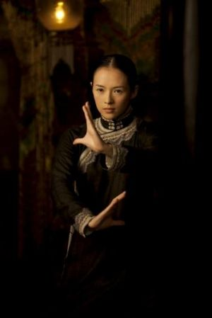 Zhang Ziyi portrays a passionate, driven figure in Wong Kar-wai's film.