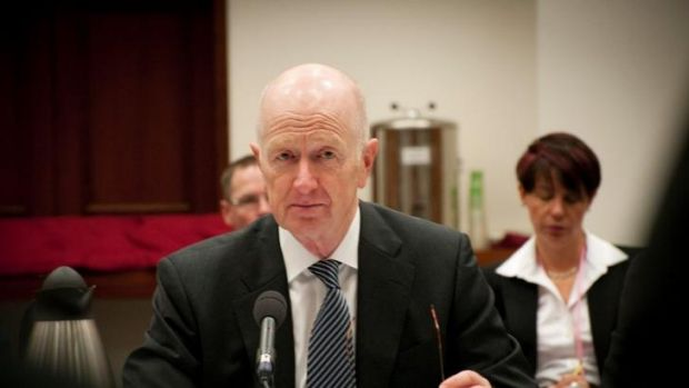 "Aware that ""monetary policy does work initially by affecting financial risk-taking behaviour:"" RBA governor Glenn Stevens."