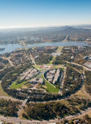 The federal government should be putting funds towards marketing Canberra, according to Anthony Albanese.