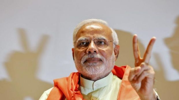 Modi may be one of two world leaders missing from UN climate summit.