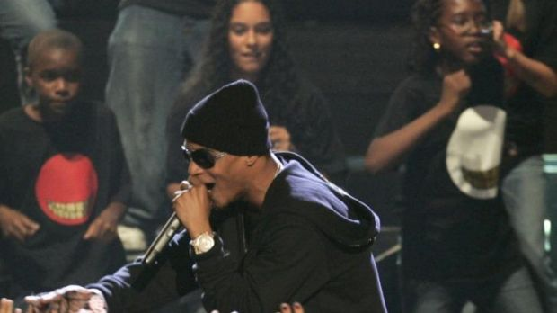 T.I. performs during the 2006 MTV Video Music Awards in New York.