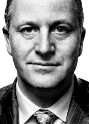 Key player: New Zealand's prime minister, John Key.
