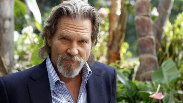 Still the dude: Jeff Bridges finally won an acting Oscar in March 2010 for his lead in <i>Crazy Heart</i>.