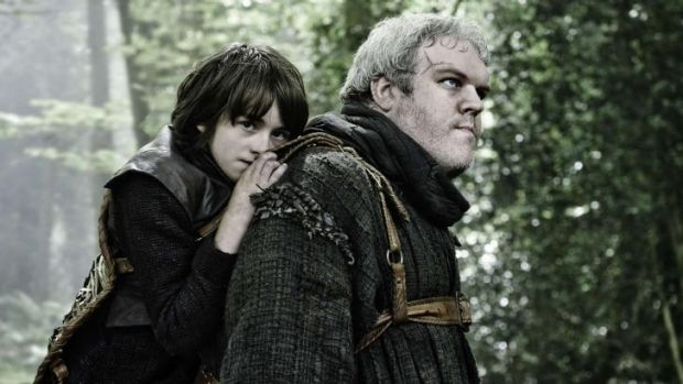 Bran Stark (Isaac Hempstead Wright) and Hodor (Kristian Nairn) will be noticeably absent from the next season of <i>Game ...
