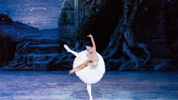 Brisbane audience members watched rapt as acclaimed African-American ballerina Misty Copeland made her debut as ...