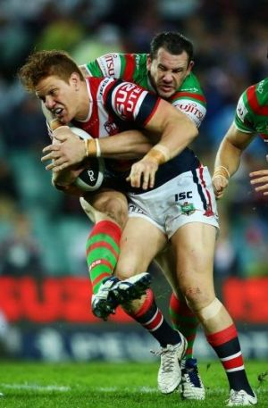 In hot water: Dylan Napa.