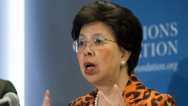 World Health Organisation (WHO) Director Margaret Chan says 'the report is a call for action to address a large public ...