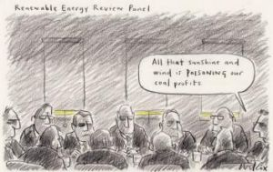 By Cathy Wilcox.