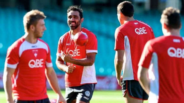 """For every 50 letters I get,  five  want to tell me how bad a person I am"": Goodes."