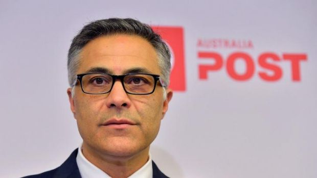 Australia Post Managing Director and group CEO, Ahmed Fahour.
