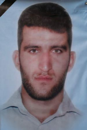 Hit from behind: Reza Barati died after the riot.