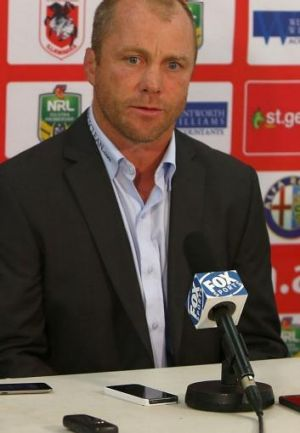 Manly's Geoff Toovey.