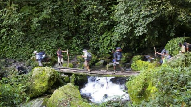 The Kokoda Trail: we should take the time to walk a mile in another's shoes.