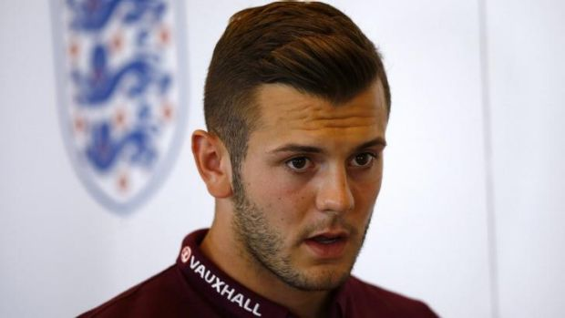 "Jack Wilshere is very aware that the ""potential"" card can be played no longer."