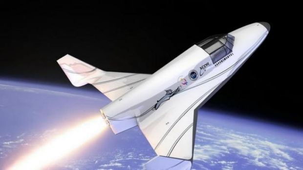China's wealthy travellers are keen to ride into space.