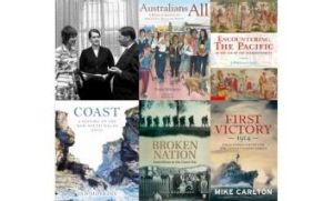 The winners of the NSW Premier's History Awards