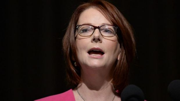 Julia Gillard will testify this week.